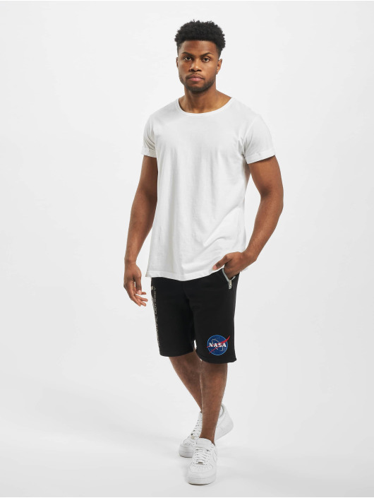 Alpha Industries Shorts Odyssey schwarz