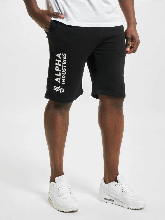 Alpha Industries Shorts Basic Ai svart