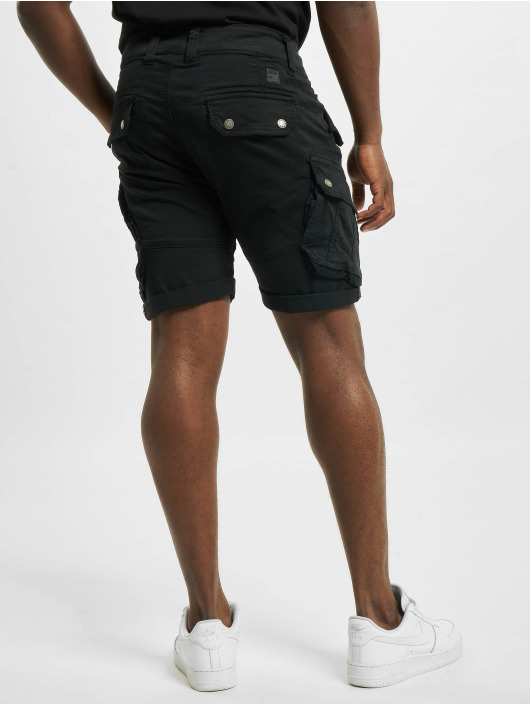 Alpha Industries Shorts Combat svart