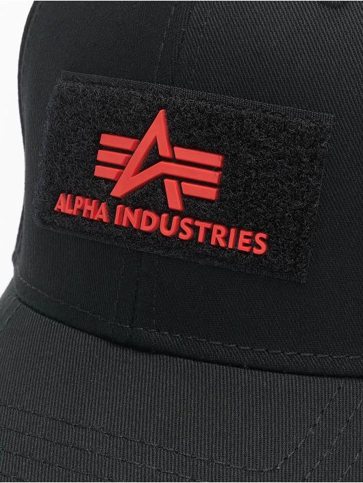 Alpha Industries Snapback Cap VLC II black