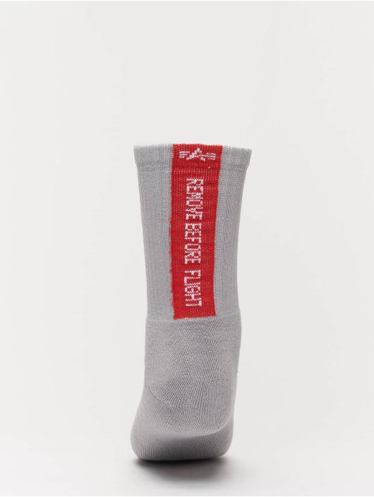 Alpha Industries Socken RBF grau
