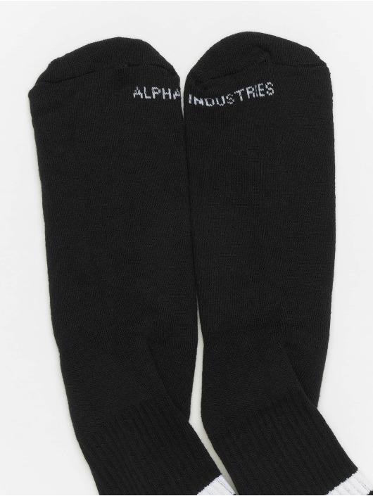 Alpha Industries Sokker RBF svart