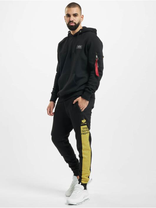 Alpha Industries Spodnie do joggingu Safety Line czarny