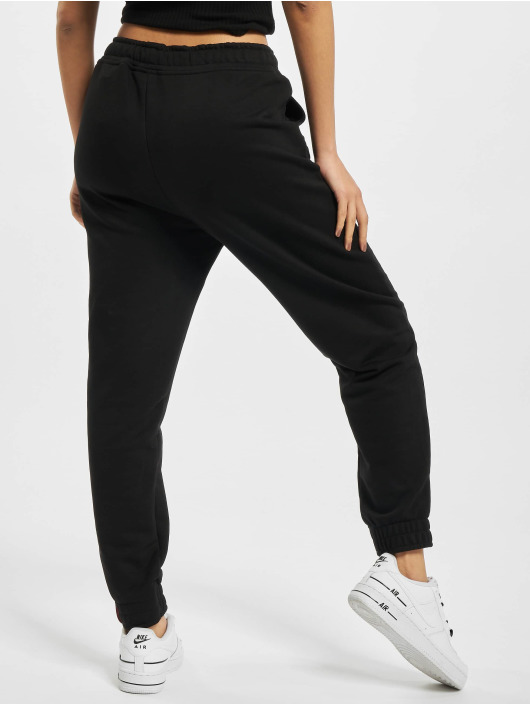 Alpha Industries Spodnie do joggingu Basic Foil Print czarny