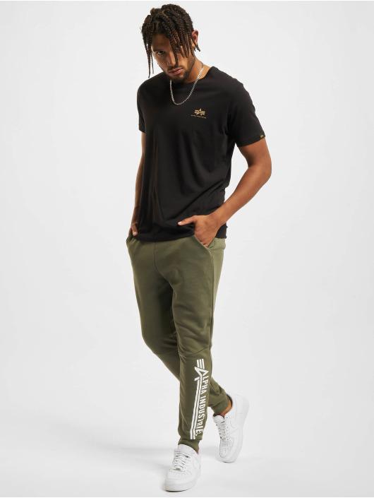 Alpha Industries Spodnie do joggingu Jogger oliwkowy