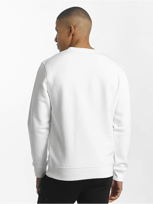 Alpha Industries Sweat & Pull Basic blanc