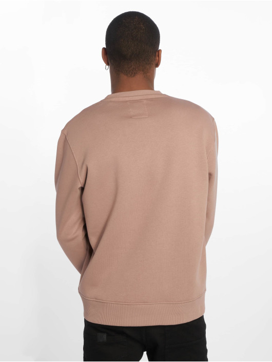Sweat amp; Logo Pourpre Alpha Industries Homme Pull 634889 Basic Small n1YSxfqHxw