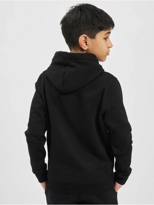 Alpha Industries Sweat capuche Basic noir