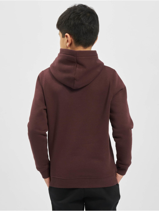 Alpha Industries Sweat capuche Basic rouge