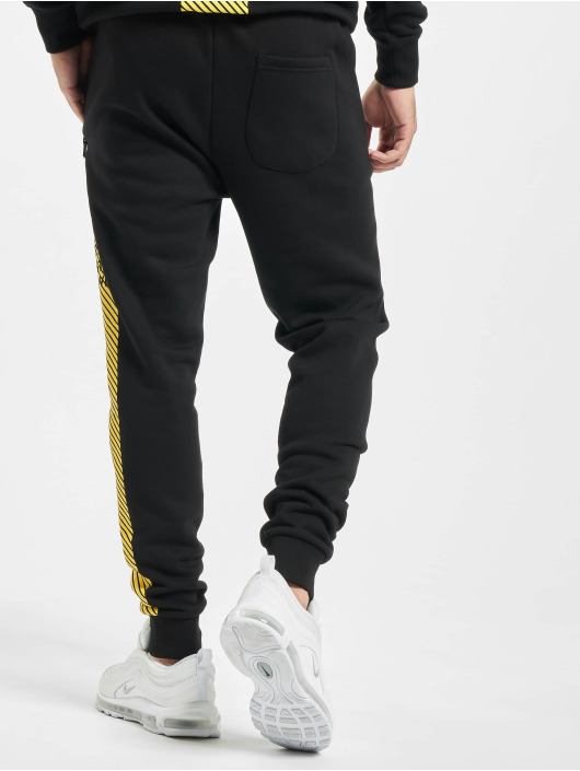 Alpha Industries Sweat Pant Safety Line black