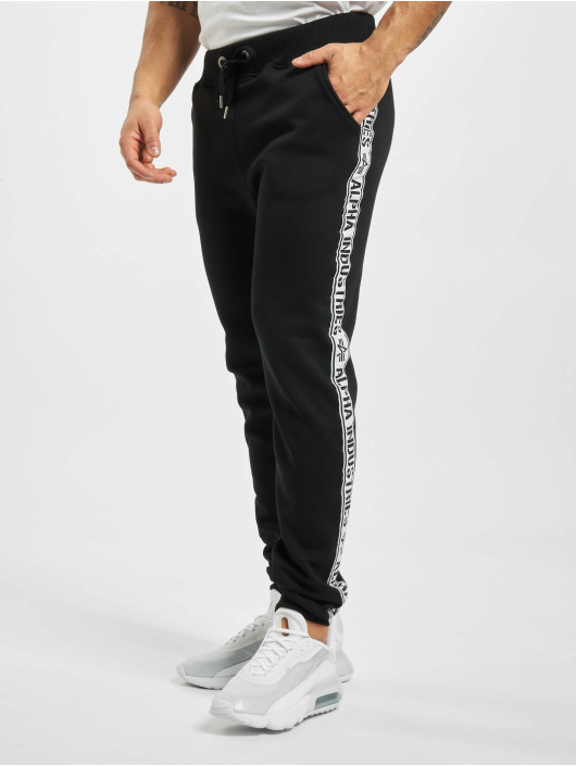 Alpha Industries Sweat Pant Ai Tape black