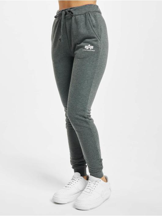 Alpha Industries Sweat Pant Basic gray