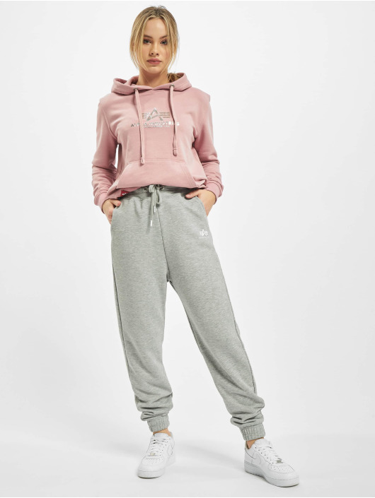 Alpha Industries Sweat Pant Basic gray