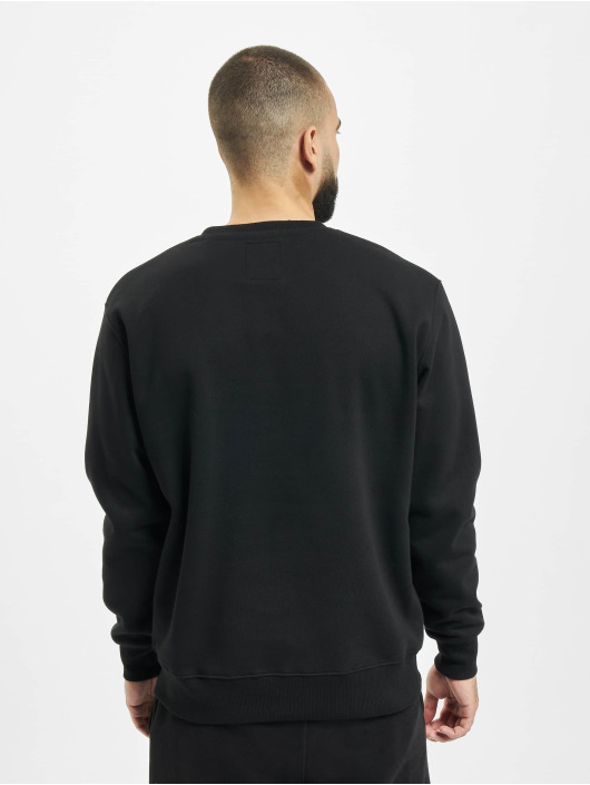 Alpha Industries Swetry Basic Foil Print czarny