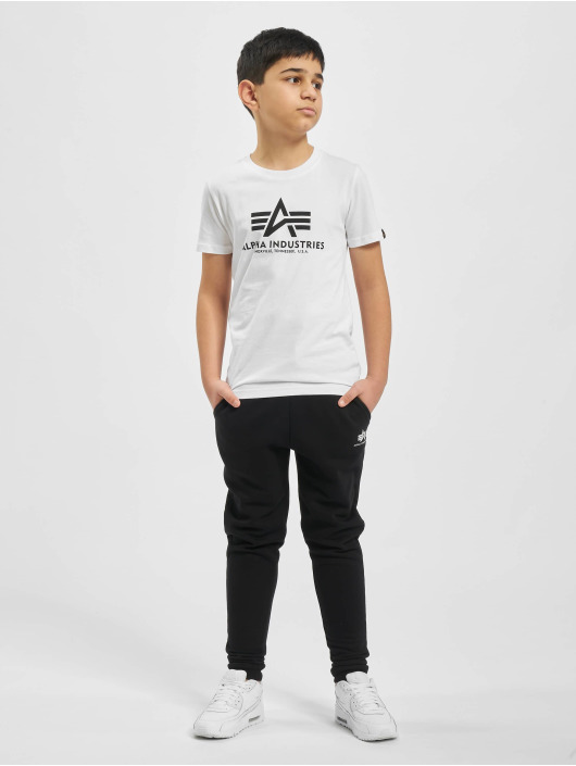Alpha Industries T-shirt Basic bianco