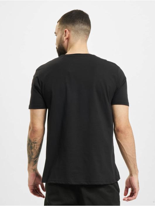 Alpha Industries T-Shirt Block Logo T black