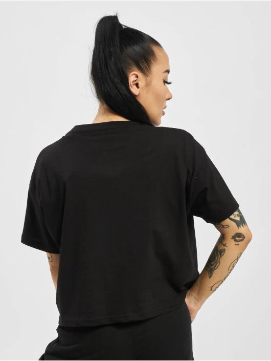 Alpha Industries T-Shirt Basic Cos Foil Print black