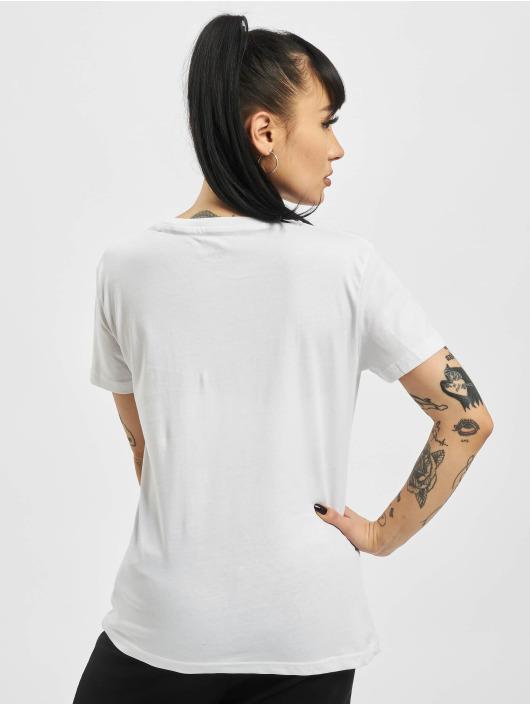 Alpha Industries T-Shirt New Basic Hol. Print blanc