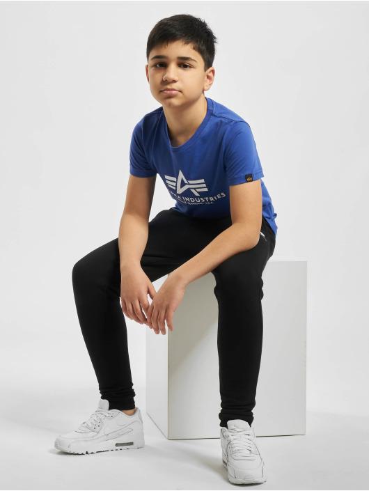 Alpha Industries T-shirt Basic blu