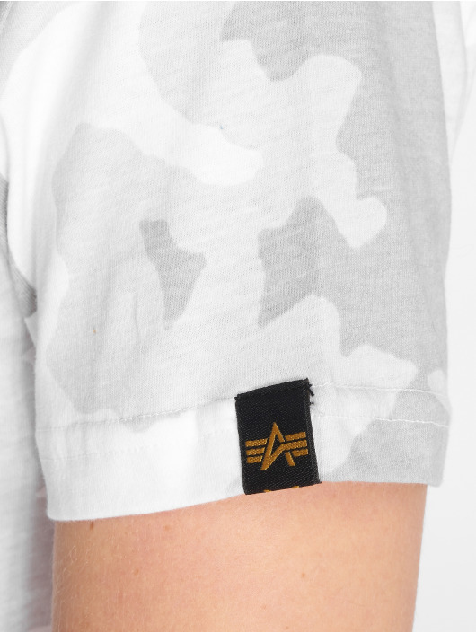Alpha Industries T-Shirt Basic camouflage