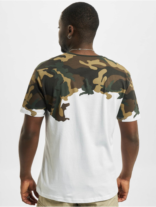 Alpha Industries T-Shirt Lost Camo camouflage
