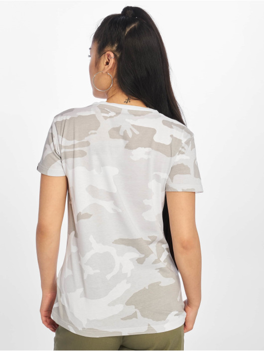 Alpha Industries t-shirt New Camo Basic camouflage