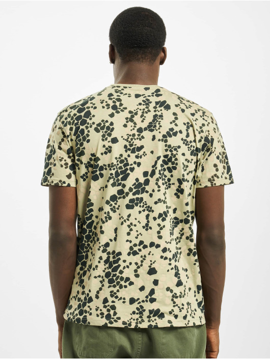 Alpha Industries T-Shirt Special Forces khaki