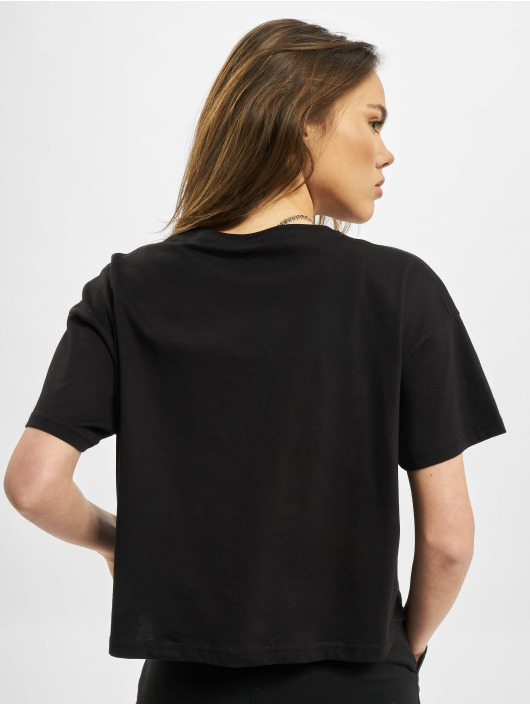 Alpha Industries T-Shirt Basic Cos Foil Print noir