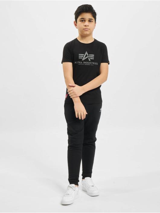 Alpha Industries T-Shirt Basic noir