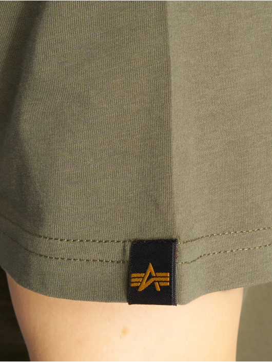 Alpha Industries T-shirt Basic oliv