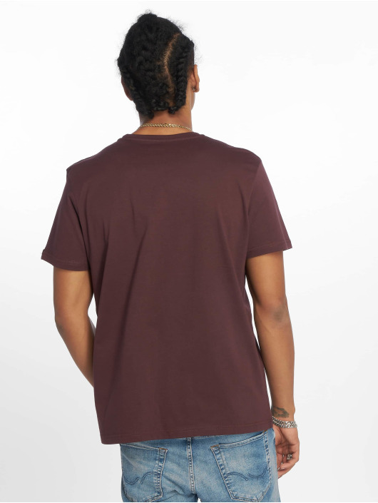 Alpha Industries t-shirt Basic Small rood