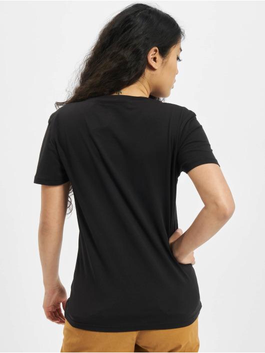 Alpha Industries T-Shirt New Basic Neon Print schwarz
