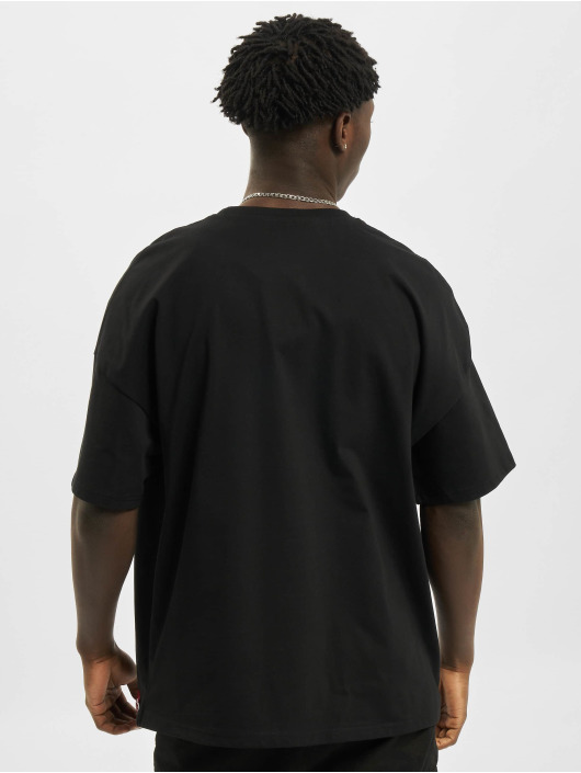 Alpha Industries T-Shirt Basic OS Heavy schwarz