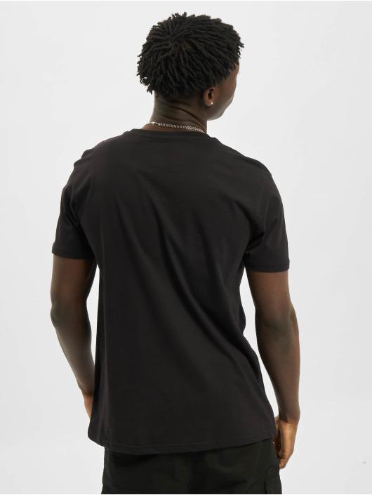 Alpha Industries T-Shirt Basic Small Logo Foil Print schwarz