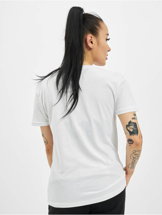 Alpha Industries T-Shirt New Basic Foil Print weiß
