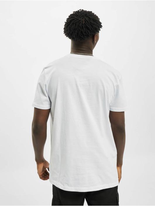 Alpha Industries T-Shirt Alpha Inlay weiß
