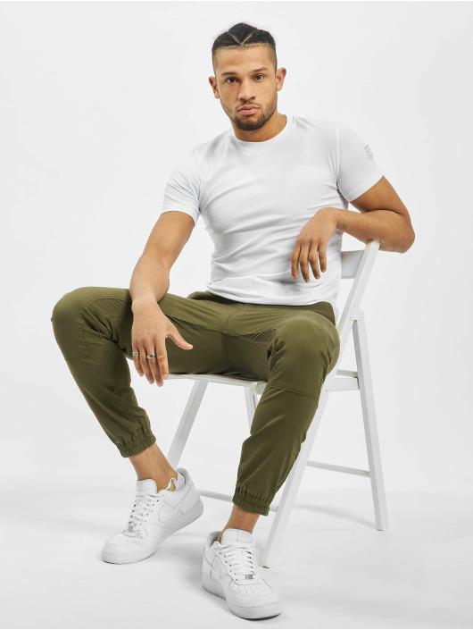 Alpha Industries T-Shirt Bodywear white