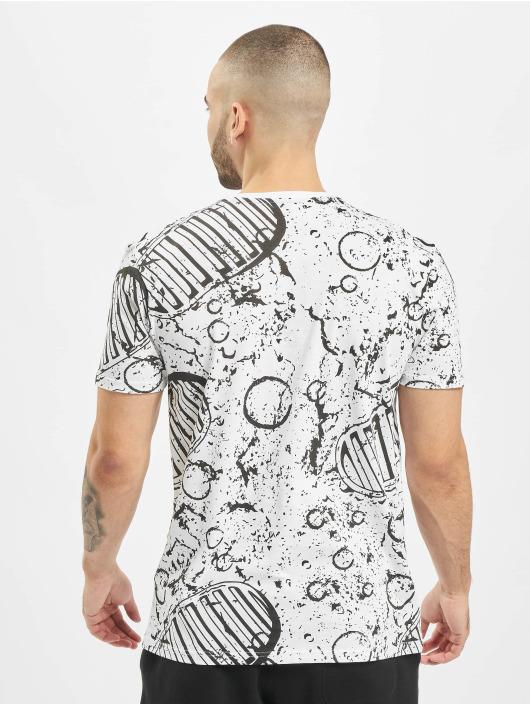 Alpha Industries T-Shirt Moon white