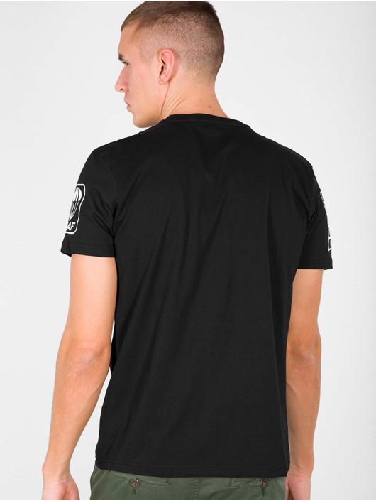 Alpha Industries t-shirt Rebel T zwart