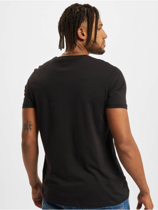 Alpha Industries t-shirt Fundamental zwart