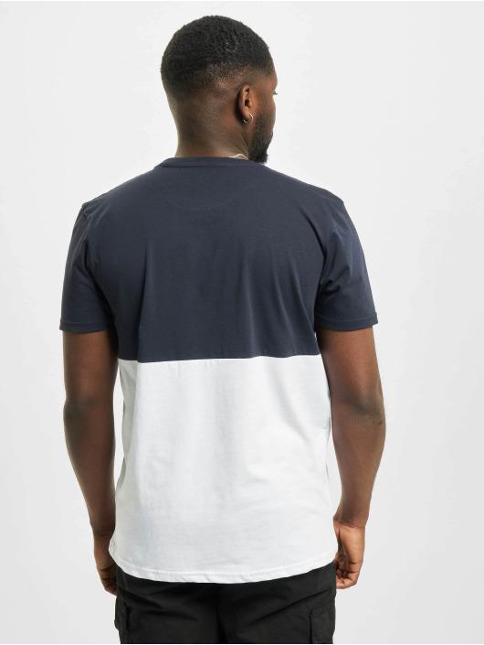 Alpha Industries T-shirts Block blå