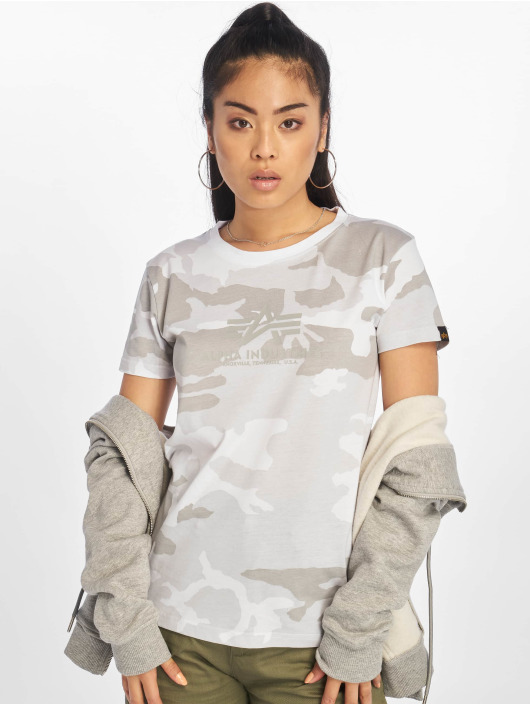 Alpha Industries T-shirts New Camo Basic camouflage