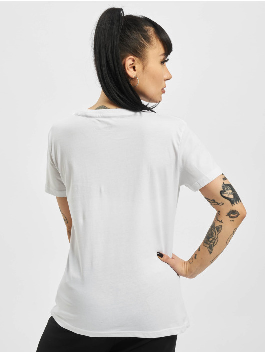 Alpha Industries T-Shirty New Basic Hol. Print bialy