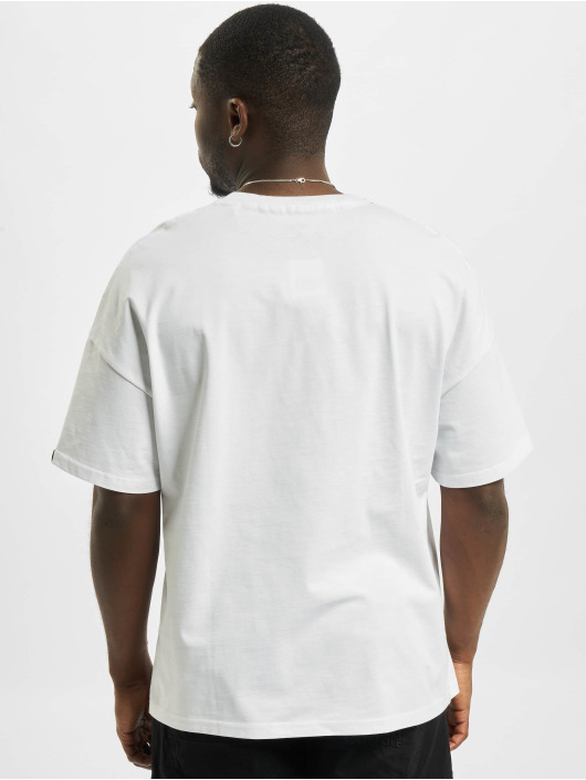 Alpha Industries T-Shirty Basic OS Heavy bialy