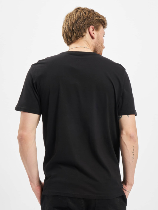 Alpha Industries T-Shirty Basic Reflective Prin czarny