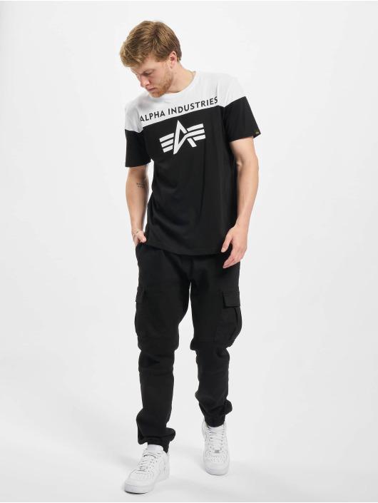 Alpha Industries T-Shirty CB T czarny