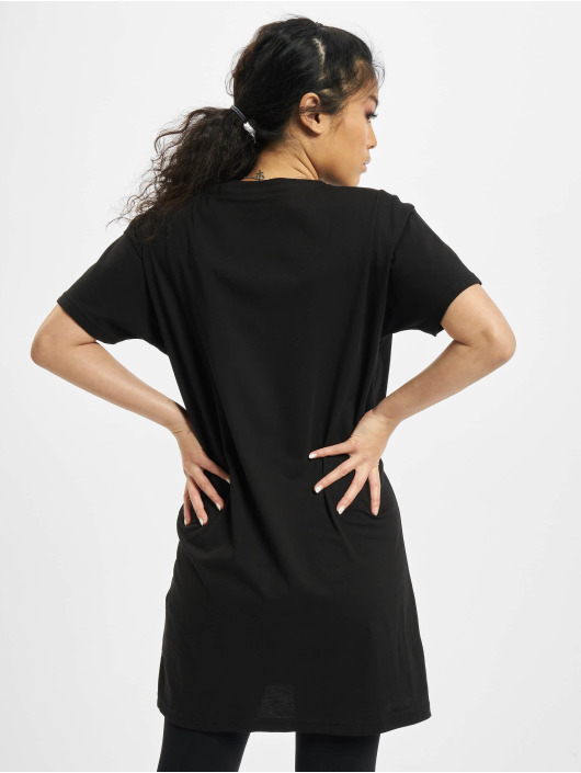 Alpha Industries T-Shirty Basic T Long Foil Print czarny
