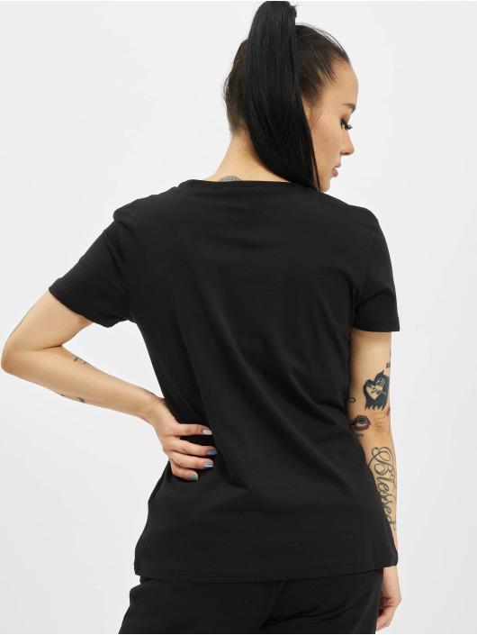 Alpha Industries T-Shirty New Basic Foil Print czarny