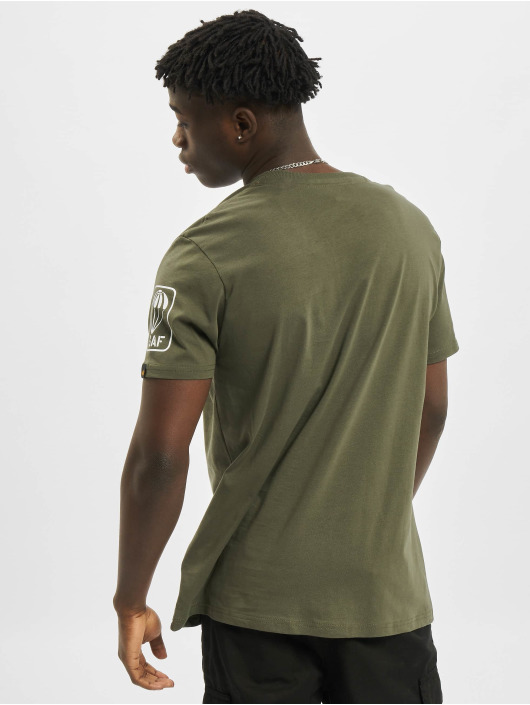 Alpha Industries T-Shirty Rebel oliwkowy