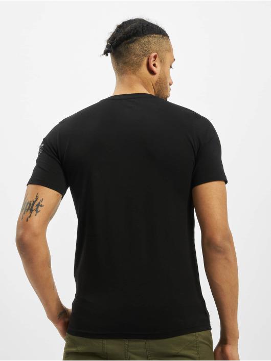 Alpha Industries T-skjorter Bodywear svart